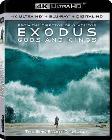 Exodus Gods and Kings 2014 4K UHD Blu-ray REMUX HEVC H.265