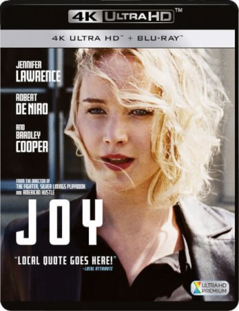 Joy (2015) 4K Ultra HD 2160P REMUX HEVC DTS-HD