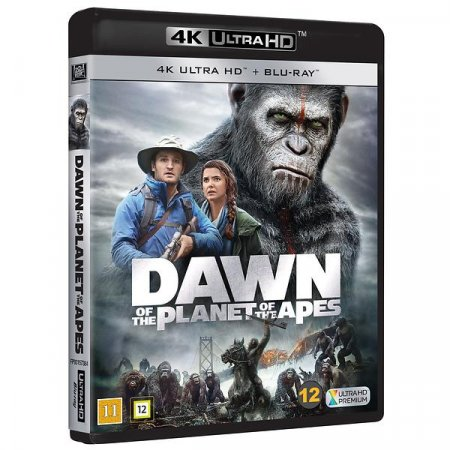 Dawn of the Planet of the Apes (2014) 4k Ultra HD 2160 REMUX HEVC