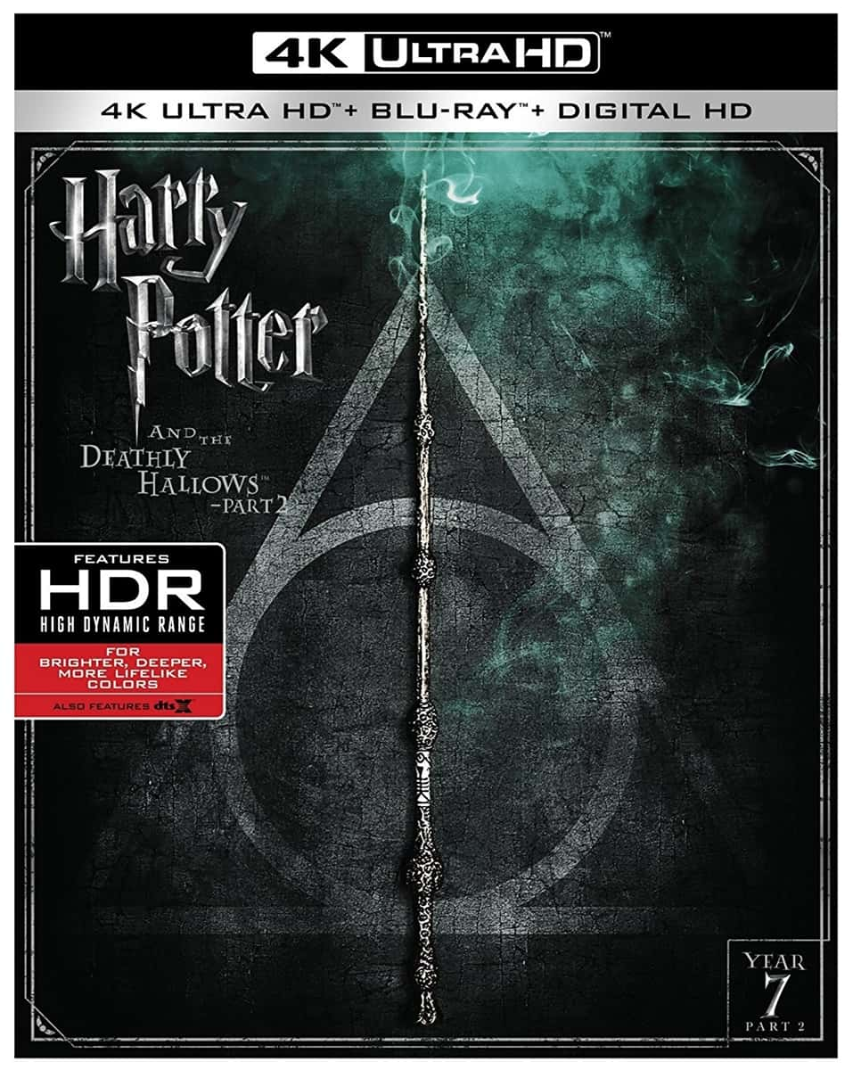 Harry Potter and the Deathly Hallows Part 2 4K Blu-ray 2011 REMUX