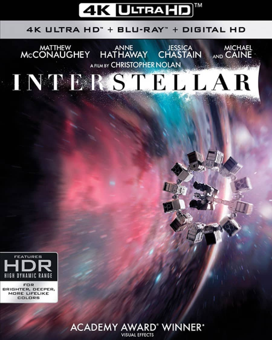 MOVIE - Interstellar (2014) [4K 2160p UHD Blu-Ray REMUX DTS-HD MA