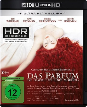 Perfume The Story of a Murderer 4K REMUX 2006 UHD 2160p