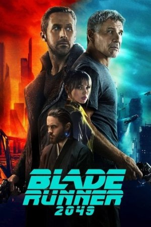 Blade Runner 2049 Blu-ray HD 1080p