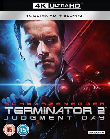 Terminator 2 Judgment Day 4K Remux 1991 Ultra HD 2160p