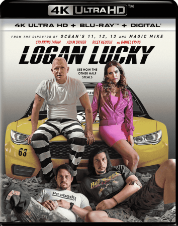 Logan Lucky 2017 REMUX HDR10 4K ULTRA HD