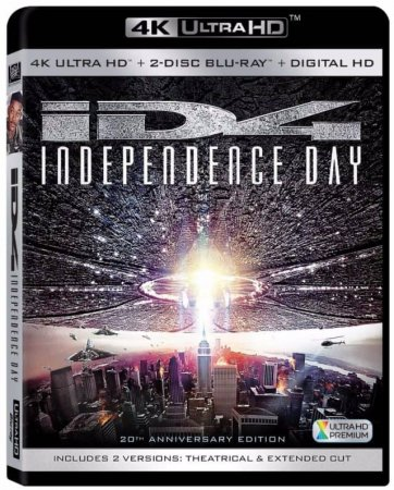 Independence Day Resurgence 4K Remux 2016 UHD 2160P