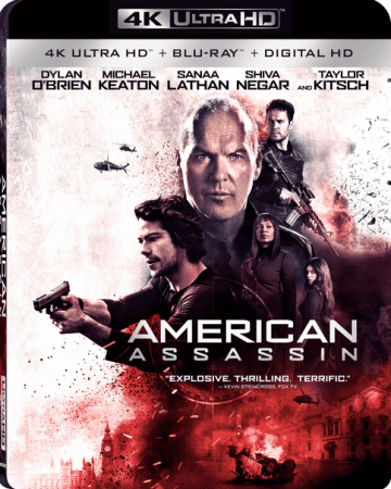 American Assassin 4K (2017) Ultra HD 2160p REMUX