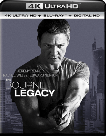 The Bourne Legacy 4K (2012) Ultra HD 2160p REMUX