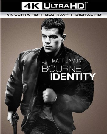 The Bourne Identity 4K (2002) Ultra HD 2160P REMUX
