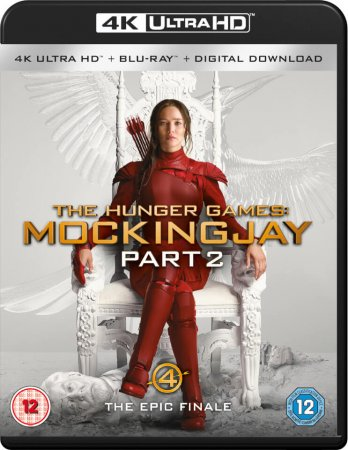 The Hunger Games Mockingjay - Part 2 4K REMUX 2015