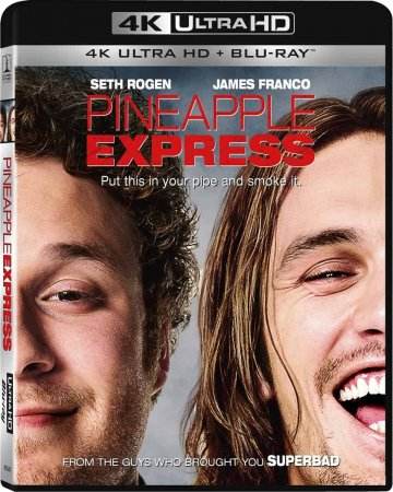 Pineapple Express 4K (2008) Ultra HD 2160P REMUX