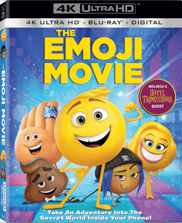The Emoji Movie 4K (2017) Ultra HD 2160P REMUX