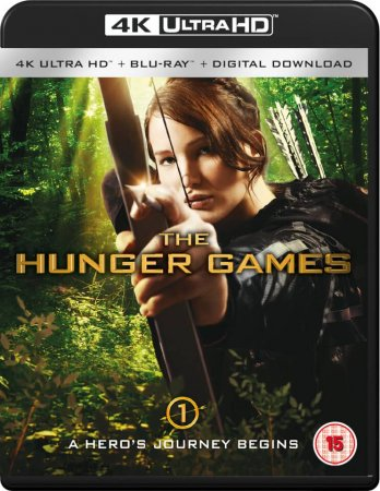 The Hunger Games 4K REMUX 2012 UHD 2160p