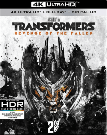 Transformers Revenge of the Fallen (2009) 4K Ultra HD 2160p REMUX