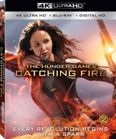 The Hunger Games Catching Fire 4K 2013 REMUX Ultra HD