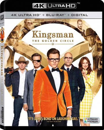 Kingsman The Golden Circle 4K (2017) Ultra HD 2160p REMUX