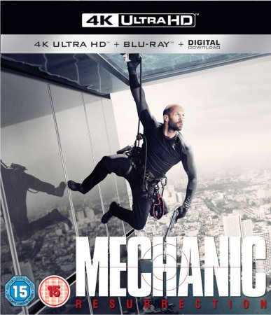 Mechanic Resurrection 4K HDR (2016) Ultra HD 2160p REMUX