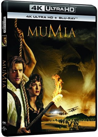 The Mummy 4K (1999) Ultra HD 2160p REMUX