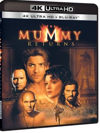 The Mummy Returns 4K (2001) Ultra HD 2160P REMUX