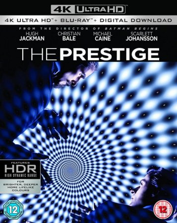 The Prestige 4K (2006) Ultra HD 2160p REMUX