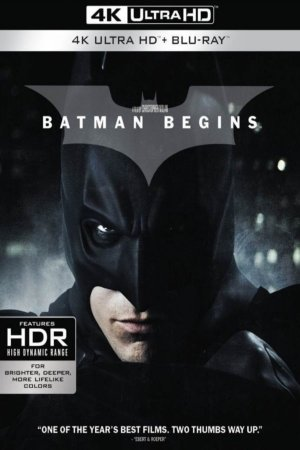 Batman Begins 4K (2005) Ultra HD 2160p REMUX