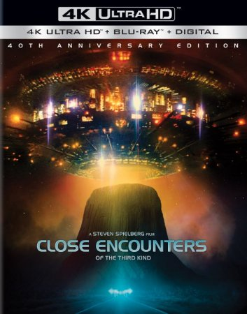 Close Encounters of the Third Kind 4K (1977) Ultra HD 2160p REMUX