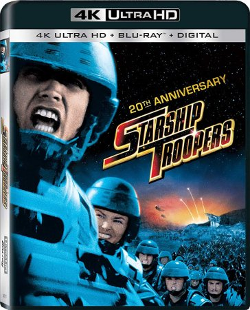 Starship Troopers 4K (1997) Ultra HD 2160p REMUX