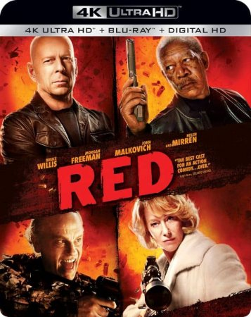 RED 4K (2010) Ultra HD 2160p REMUX