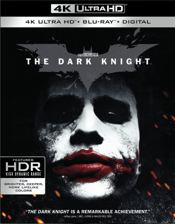 The Dark Knight 4K (2008) Ultra HD 2160p REMUX
