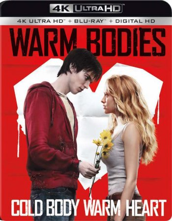 Warm Bodies 4K (2013) Ultra HD 2160p REMUX