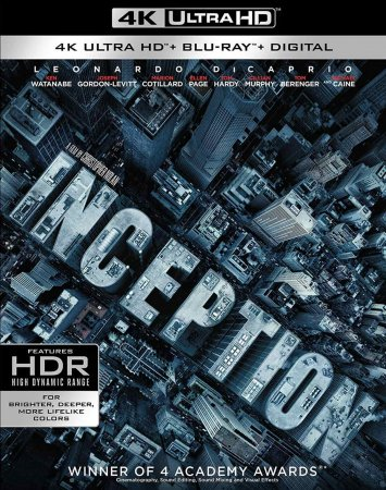 Inception 4K (2010) Ultra HD 2160p REMUX