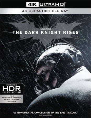 The Dark Knight Rises 4K (2012) Ultra HD 2160p REMUX
