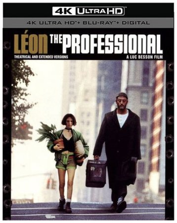 Leon The Professional 4K (1994) Ultra HD 2160p REMUX
