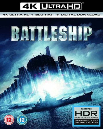 Battleship 4K (2012) Ultra HD 2160p REMUX