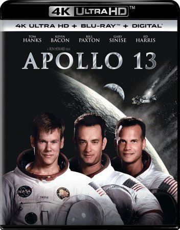 Apollo 13 (1995) 4K Ultra HD 2160P REMUX