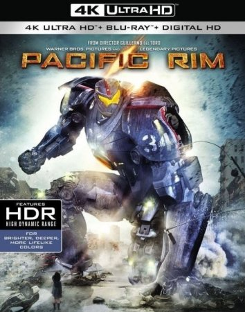 Pacific Rim 4K (2013) Ultra HD 2160p REMUX