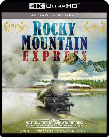 Rocky Mountain Express 4K (2011) Ultra HD 2160p REMUX