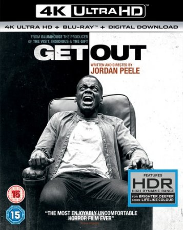 Get Out 4K (2017) Ultra HD 2160p REMUX
