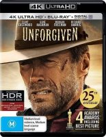 Unforgiven (1992) 4K Ultra HD 2160p REMUX