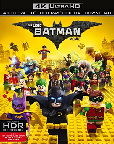 The LEGO Batman Movie 4K REMUX 2017 Ultra HD 2160p » Blu-Ray Movies