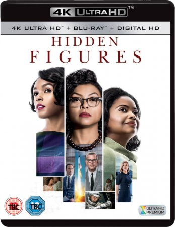 Hidden Figures 4K REMUX 2016 Ultra HD 2160p