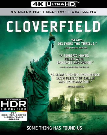 Cloverfield 4K (2008) Ultra HD 2160p REMUX