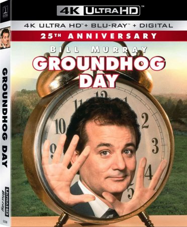 Groundhog Day 4K (1993) Ultra HD 2160p REMUX