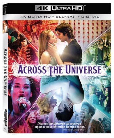 Across the Universe 4K (2007) Ultra HD 2160p REMUX