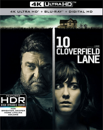 10 Cloverfield Lane 4K (2016) Ultra HD 2160p REMUX