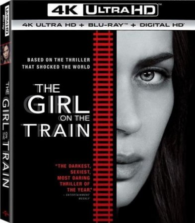 The Girl on the Train 4K (2016) Ultra HD 2160p REMUX