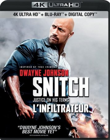 Snitch 4K 2013 Ultra HD 2160p REMUX