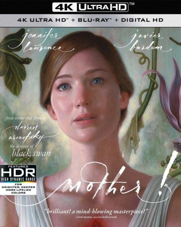Mother 4K 2017 Ultra HD 2160p REMUX