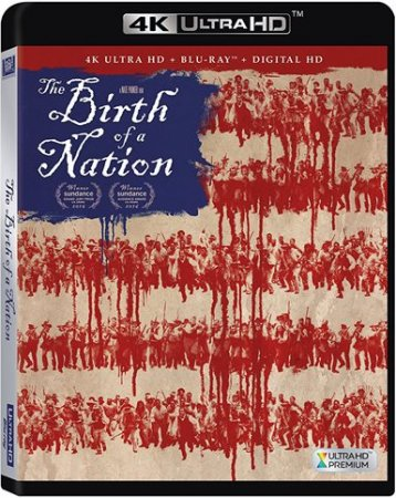 The Birth of a Nation 4K (2016) Ultra HD 2160p REMUX