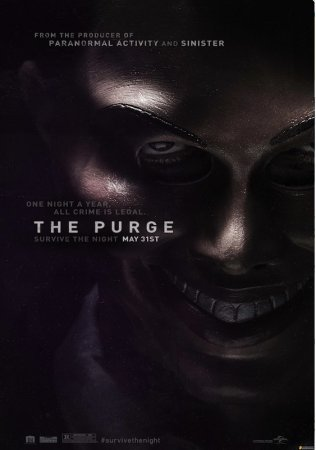 The Purge 4K (2013) Ultra HD 2160p REMUX